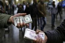 فروش ارز در بازار مشهد بالا گرفت
