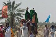 واقعه غدیر خم در ایرانشهر بازسازی می شود