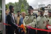 سامانه تجمیع خطوط 110 فرماندهی نیروی انتظامی مازندران افتتاح شد