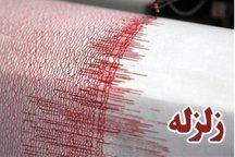 زلزله 4ریشتری دیر خسارت نداشت