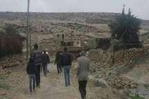 دستور تخلیه روستای فیض آباد شیروان صادر شد