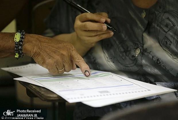 انتخابات یا رفراندومی برای رئیس جمهور+ تصاویر