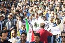نماینده ولی فقیه در سیستان و بلوچستان مردم را دعوت به شرکت پرشور در راهپیمایی 13آبان کرد