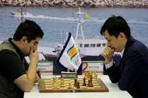 دومین تساوی شطرنج بازان ایران مقابل ستارگان شطرنج جهان