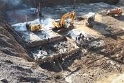 پیشرفت30 درصدی ساخت سد مخزنی دیورش رودبار