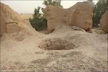 دستگیری 3 حفار غیر مجاز آثار باستانی در شهر گرمی