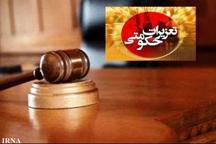 2703 پرونده در تعزیرات حکومتی سبزوار رسیدگی شد