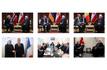 دیدار های روحانی در نیویورک-سه شنبه 3 مهر