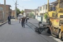 معابر 2 روستای کامیاران بهسازی شد