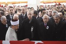اردوغان: کنترل مرزها را به دست چند خائن نخواهیم سپرد