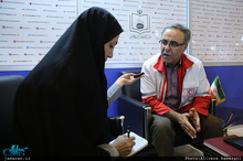 رئیس هلال احمر استان تهران: به هیچ وجه مهیای زلزله تهران نیستیم! / تعیین 3 پارک برای اسکان اضطراری مردم