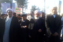 آغاز راهپیمایی 22 بهمن در سراسر سیستان و بلوچستان