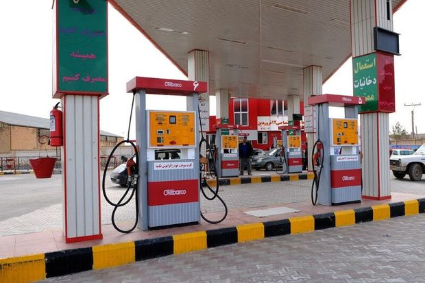 مصرف بنزین در خوزستان ۱۷.۸درصد کاهش یافت