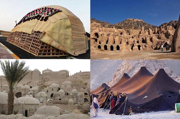41 اثر تاریخی غیرمنقول استان در فهرست آثار ملی ثبت شد