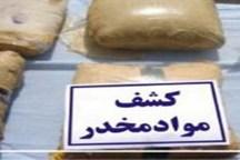بیش از 37 کیلو مواد مخدر در  آزادشهر کشف شد
