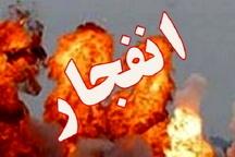 ۶ کشته و زخمی براثر انفجار منزل مسکونی در قزوین