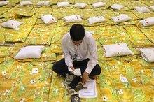 1200 نفر در حاجی آباد معتکف می شوند