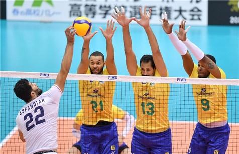 شکست شاگردان کولاکوویچ برابر صدرنشین/ پیروزی دشوار برزیلی ها برابر ایران + عکس