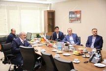 بازدید وزیر آب و انرژی تاجیکستان از مپنا