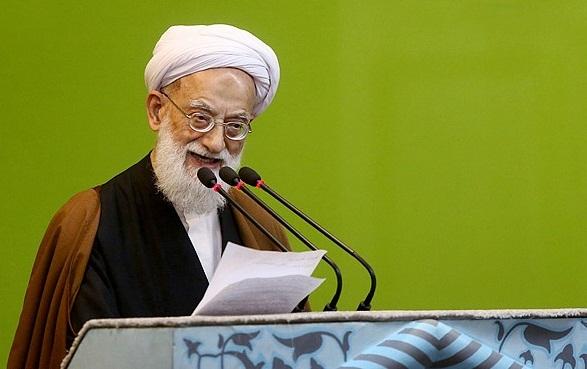 واکنش آیت الله امامی کاشانی به فحاشی علیه رئیس جمهور در نماز جمعه تهران