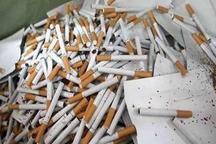 180 هزار نخ سیگار قاچاق در دیواندره کشف شد