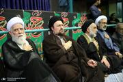 مراسم عزاداری اربعین هیأت ایثارگران در حسینیه جماران