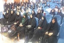 امام جمعه گلپایگان: منزلت زن در جمهوری اسلامی ارتقاء یافت