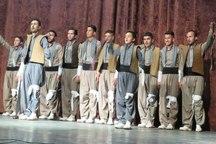 دومین جشنواره منطقهای ههلپهرکی بانه پایان یافت