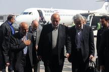 وزیر نیرو به کهگیلویه و بویر احمد سفر میکند