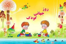همایش کودکان حسینی در مجتمع کانون پرورش فکری زاهدان برگزار شد