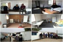 تمام مراکز بهداشتی و درمانی در مناطق زلزله زده فعال است