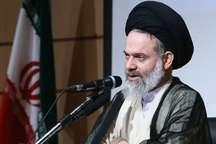 حسینی بوشهری: دفاع از ولایت فقیه محور مهم فعالیت مبلغان است