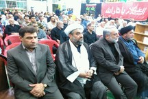 همایش بزرگداشت سلمان فارسی درکازرون پایان یافت