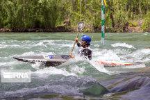 دعوت یک گیلانی به اردوی تیم ملی قایقرانی اسلالوم کشور
