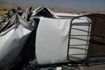 تصادف در کرمان 2 کشته و مصدوم برجا گذاشت