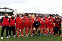 آوالان کامیاران با 2 گل استقلال اهواز را شکست داد