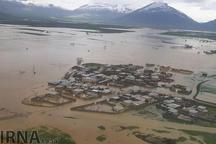 نیاز شدید سیلزدگان هرسین به مواد غذایی، پوشاک و علوفه دام