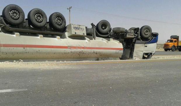 2 حادثه رانندگی در سلسله یک کشته برجا گذاشت