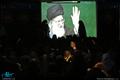 چهارمین شب عزاداری فاطمیه در حسینیه امام خمینی
