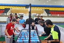 چهار تیم به لیگ برتر فوتبال روی میز کشور راه یافتند