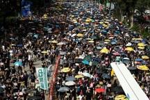 ادامه اعتراض ها در هنگ کنگ+عکس