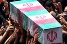 پیکر جانباز دفاع مقدس در تایباد تشییع شد