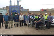 سه اردوی جهادی دانشگاه آیت الله بروجردی درمناطق سیلزده برگزارشد