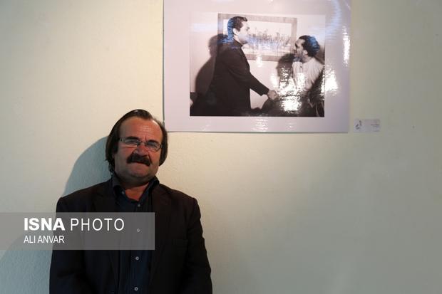 40 تابلو عکس از اساتید موسیقی ایران در اردبیل به نمایش گذاشته شد