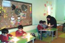 بازماندگان از پیش دبستانی در خراسان شمالی، رایگان آموزش می بینند