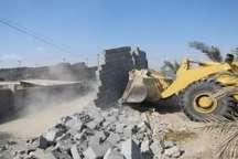 رفع تصرف 43 هکتار از اراضی ملی در بندرخمیر