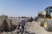 ۶ هکتار از اراضی کشاورزی شهرستان ری رفع تصرف شد