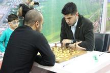گیلانی ها صدرنشین دور پنجم رقابت های شطرنج جام خزر