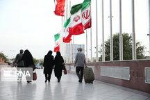 ۲۶ میلیون دلار کالا به روش تجارت چمدانی از استان اردبیل صادر شد