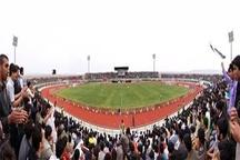 برگزاری دیدارهای خانگی تیم سپیدرود رشت در ورزشگاه سردار جنگل
